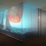 Quantum Glass Priva Lite : Vitrage à opacité électrique