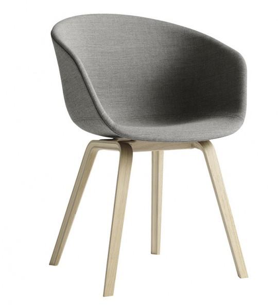 About a chair, fauteuil en tissu par Hay