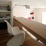 Panton chair dans l'appartement House Studio