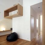 Appartement minimaliste à Turin en Italie