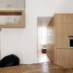 House Studio, appartement refait par un architecte