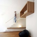 Escalier design sans contre-marches