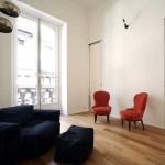 House Studio : idée déco blanc et bois naturel