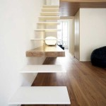 Escalier design ultra slim
