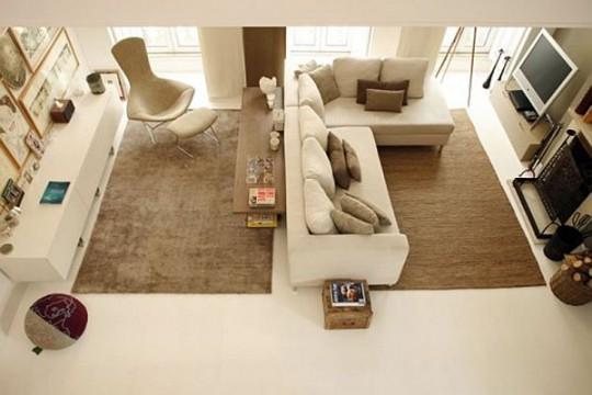id e d co pour un petit appartement. Black Bedroom Furniture Sets. Home Design Ideas