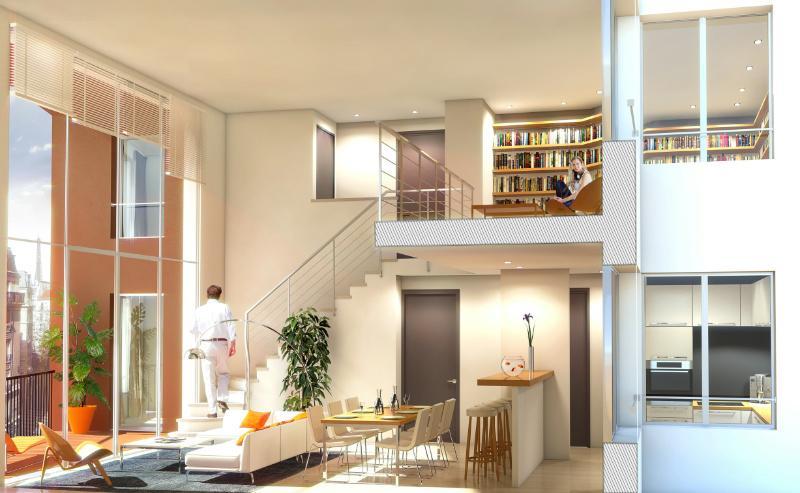 Résidence 78 rue Patay, Paris 13ème