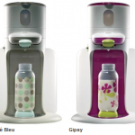 Bib'expresso : chauffe-biberon disponible en 4 couleurs