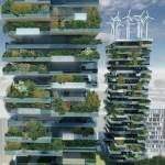 Bosco Verticale, la tour forêt verticale écologique