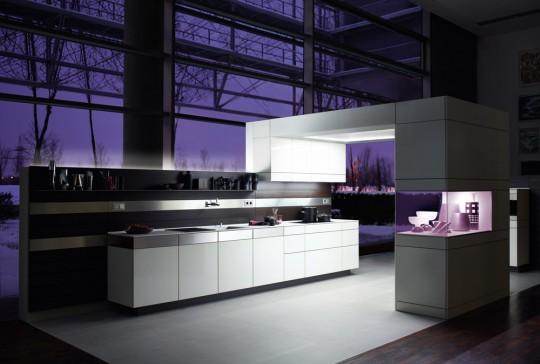 Interieur Maison Moderne: Poggenpohl Artesio, la cuisine allemande d ...