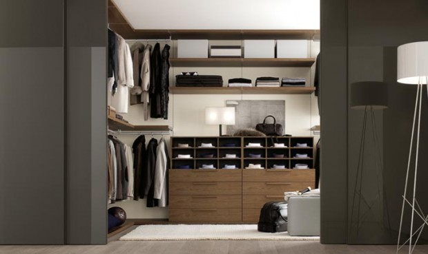 dressing avec portes coulissantes. Black Bedroom Furniture Sets. Home Design Ideas