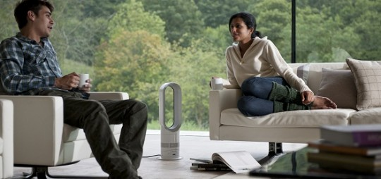 Chauffage d'appoint Dyson Hot