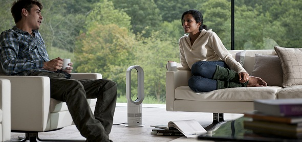 chauffage d 39 appoint dyson hot. Black Bedroom Furniture Sets. Home Design Ideas