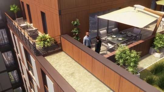 Green 18, appartement BBC avec terrasse