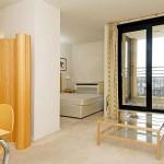 Idée de décoration design pour un petit appartement