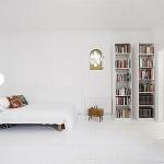 Idée de déco moderne pour un petit appartement