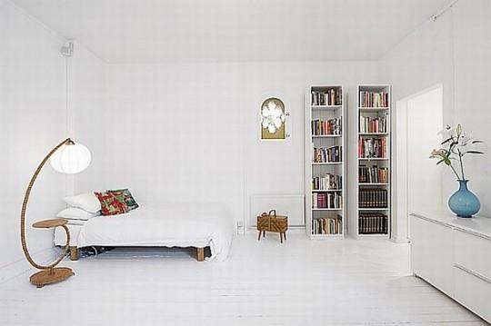 id e de d co moderne pour un petit appartement. Black Bedroom Furniture Sets. Home Design Ideas