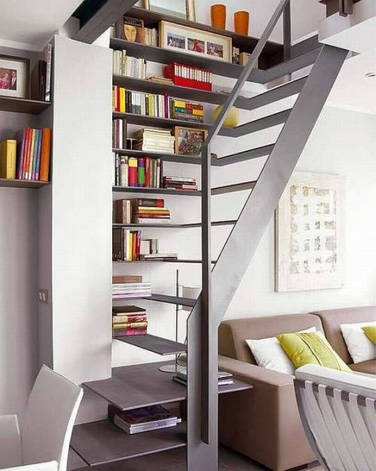 Idée déco pour un petit appartement en duplex