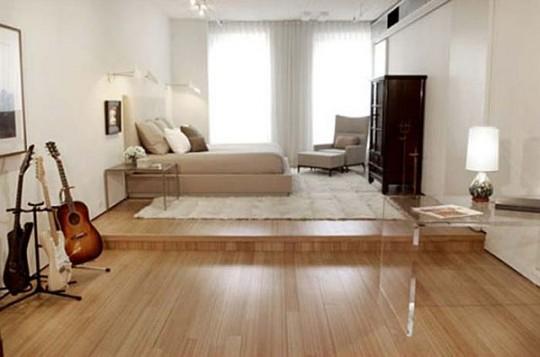 id e d co pour un studio. Black Bedroom Furniture Sets. Home Design Ideas