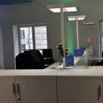 Les bureaux de Google dans un hôtel particulier à Paris