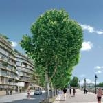 Nouvelle Vague, résidence neuve à Paris