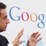 Nicolas Sarkozy loves Google