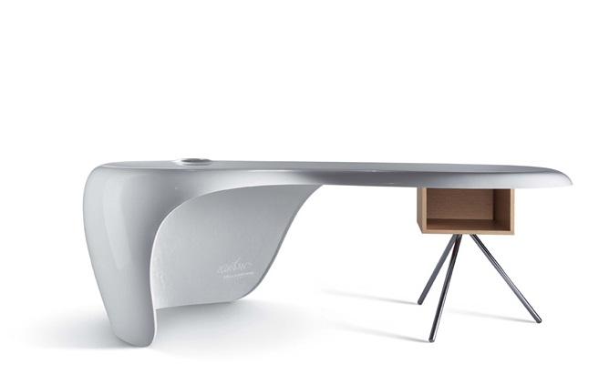 Della Rovere Uno, le bureau de direction design signé Karim Rashid