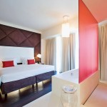 Chambre d'hôtel design : Nhow hotel à Berlin