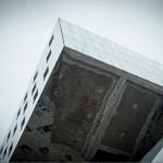 Architecture moderne : Nhow Hotel, Berlin