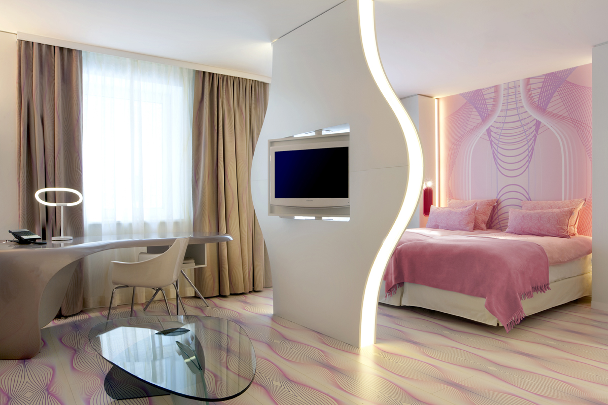 Nhow, hôtel design à Berlin