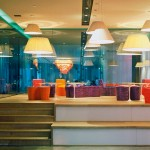 Hotel design à Berlin : Nhow Hotel