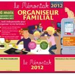 Organiseur familial Le Memoniak