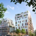 Pereire 17, résidence neuve BBC à Paris 17ème