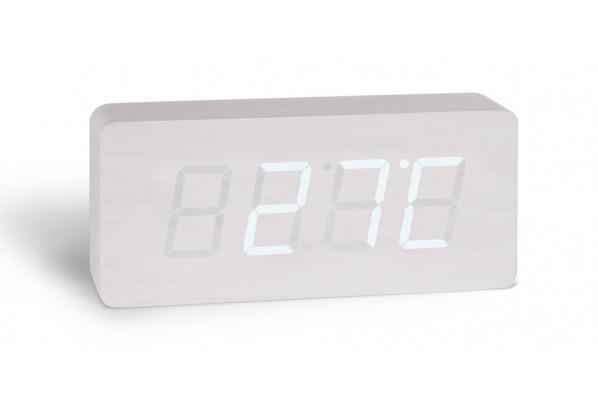 Emejing Horloge Thermometre Digital Design Blanc Opio Images ...
