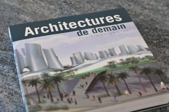 Livre Architectures de demain