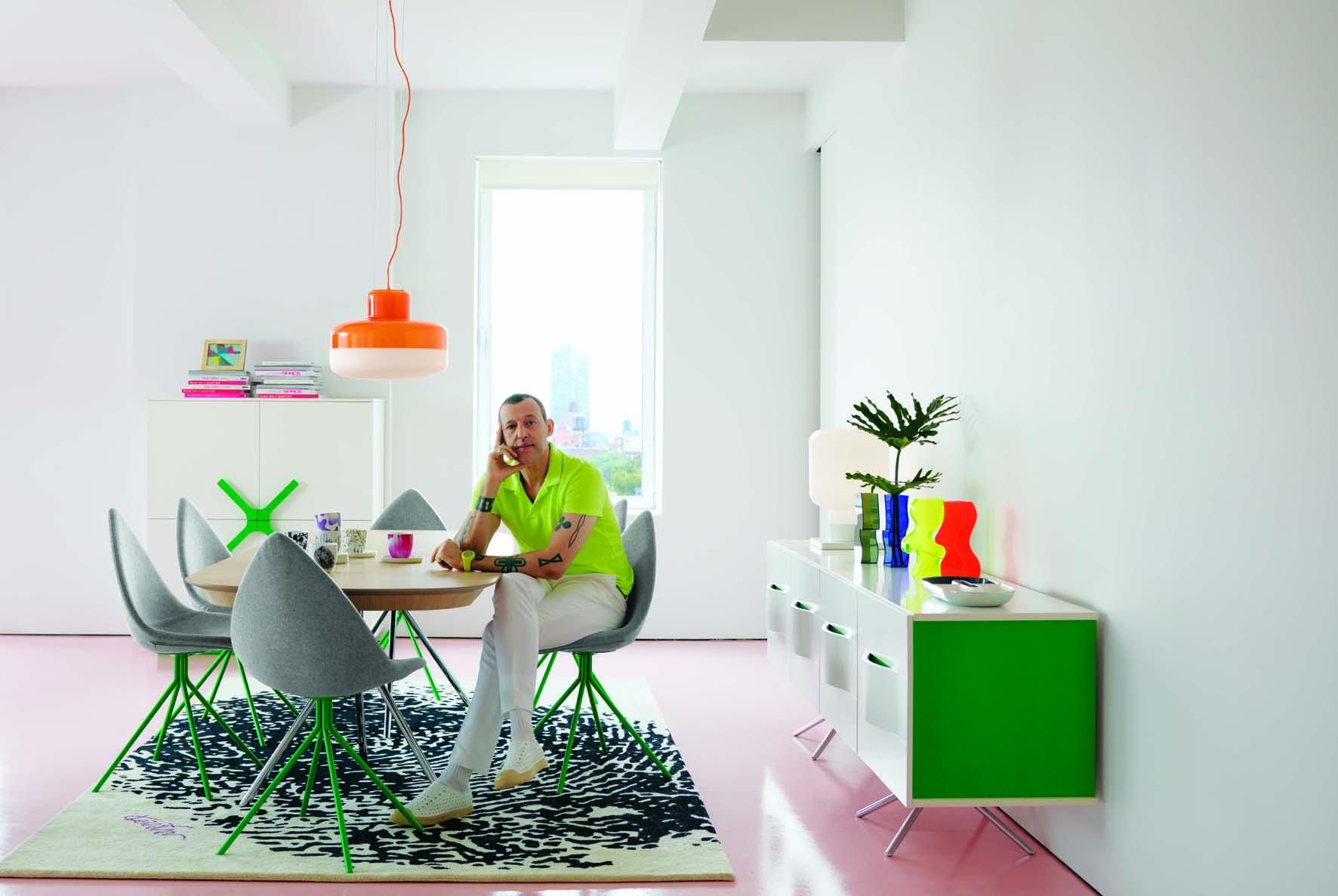 Collection de meubles boconcept 2012 ottawa par karim rashid for Meuble boconcept