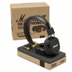 Casque Marshall Major sorti de sa boite
