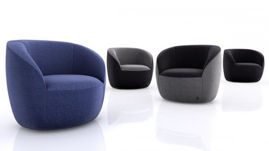 Fauteuil Podd by Green Sofa
