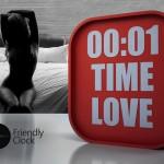 Friendly clock, horloge avec des messages