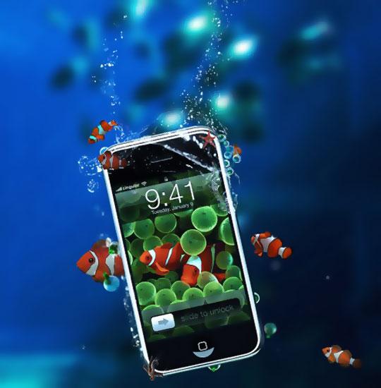 iPhone 5 étanche