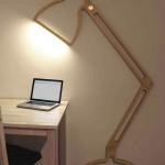 Lampe de bureau murale Nepa