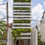 Maison écologique Stacking Green
