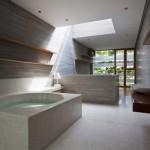 Stacking Green, salle de bain écolo