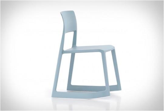 Chaise à bascule Tip Ton chair