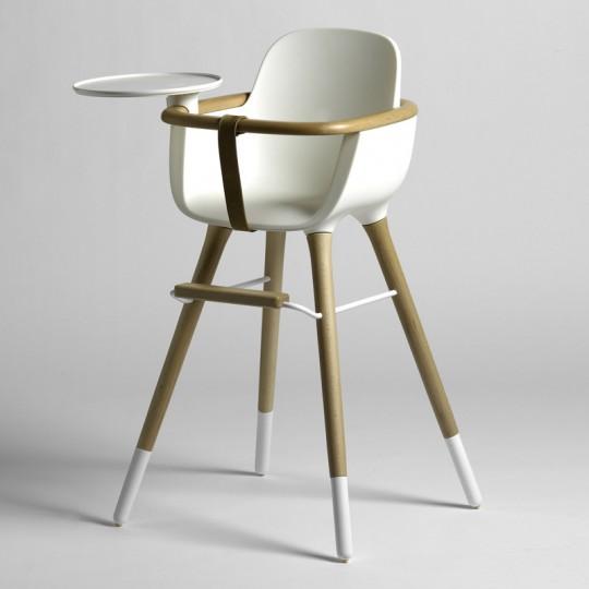 chaise haute micuna ovo blanche. Black Bedroom Furniture Sets. Home Design Ideas