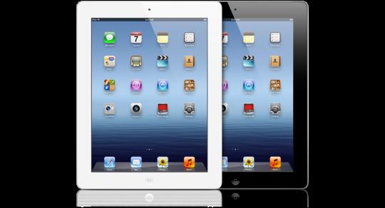 iPad 3 edition 2012