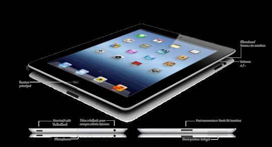 Caractéristiques de l'iPad 3