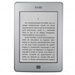 Kindle Touch : liseuse pour livre numérique tactile