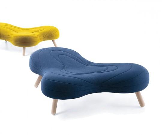 Sofa design ultre confortable Bouli by Noti