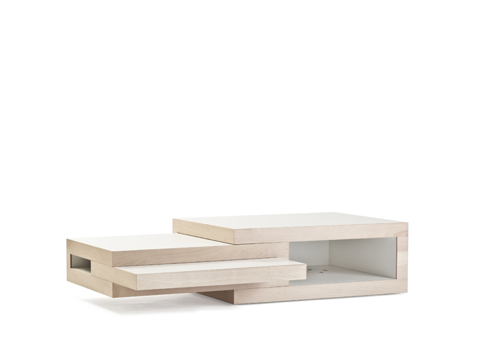 Table bases en bois modulable design rek - Table basse modulable design ...