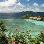 Misool eco resort, Île privée avec bungalow à louer en Indonésie